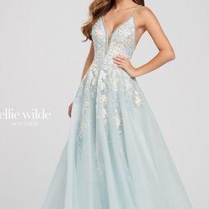 Ellie Wilde Mon Cheri prom dress